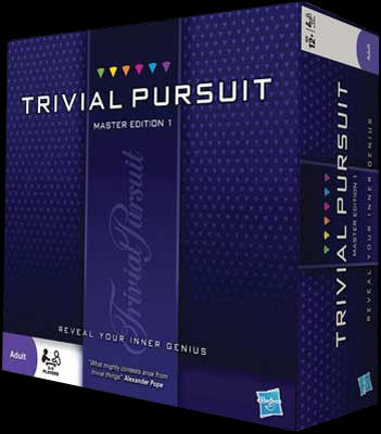 Trivial Pursuit Masters Edition
