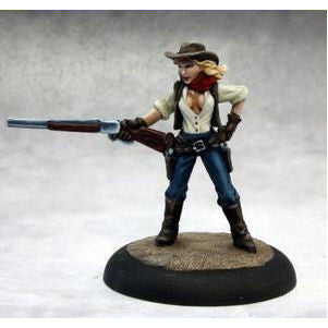 50282 Janey Blankenship, Cowgirl - Leisure Games