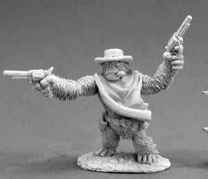 50318 Cactus Joe, Gorilla Gunslinger - Leisure Games
