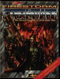 Cyberpunk 2020 RPG: Firestorm: Shockwave