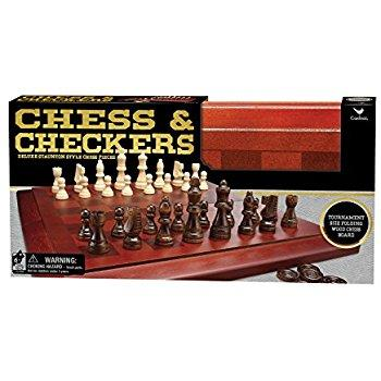 Chess & Checkers - Leisure Games