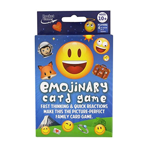 Emojinary - Card Game