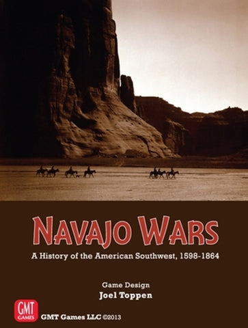 Navajo Wars (Second Printing)