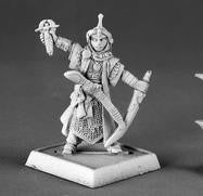 60015 Kyra, Female Iconic Cleric - Leisure Games