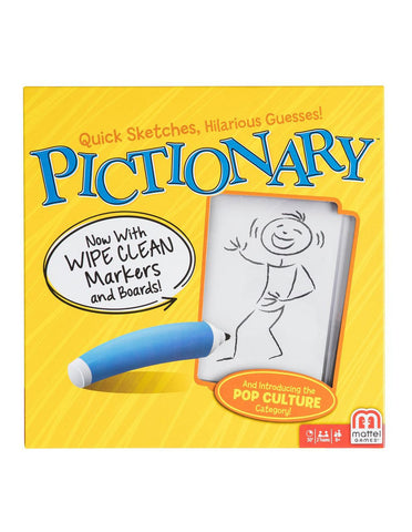 Pictionary (2016 Refresh)