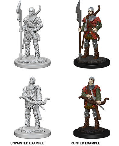 WZK72583 Town Guards (2 minis) - Pathfinder Deep Cuts