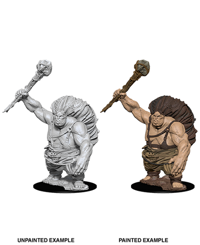 WZK73679: Hill Giant: D&D Nolzur's Marvelous Unpainted Miniature (W8) - pre-order expected May 2019