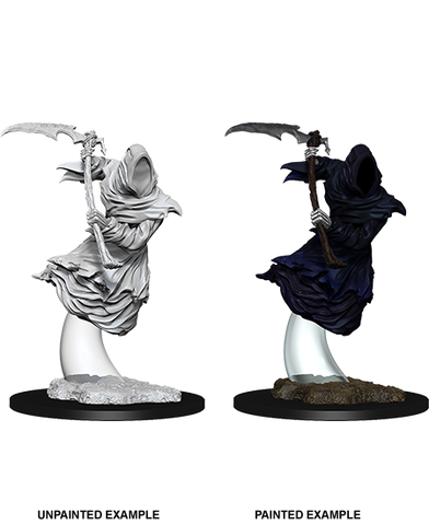 WZK73697: Grim Reaper: Pathfinder Deep Cuts Unpainted Miniatures (W8) - pre-order expected May 2019