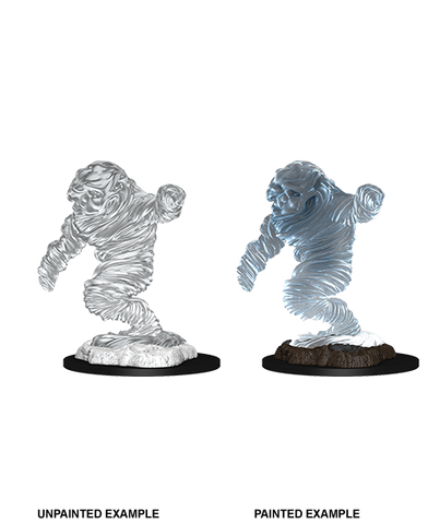 WZK73846: Air Elemental: D&D Nolzur's Marvelous Unpainted Miniatures (W10)