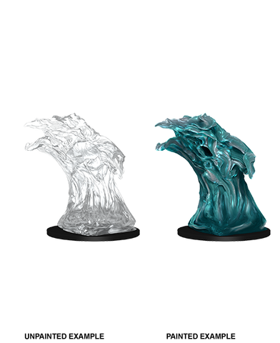 WZK73849: Water Elemental: D&D Nolzur's Marvelous Unpainted Miniatures (W10)