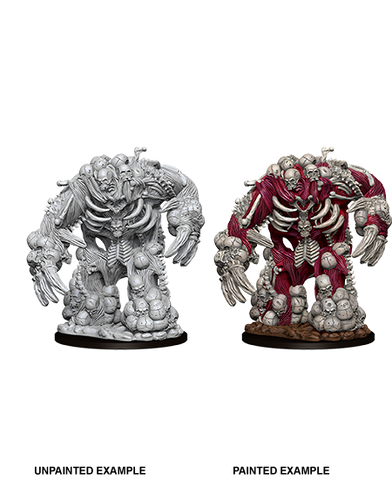 WZK73856: Bone Golem: Pathfinder Deep Cuts Unpainted Miniatures (W10)