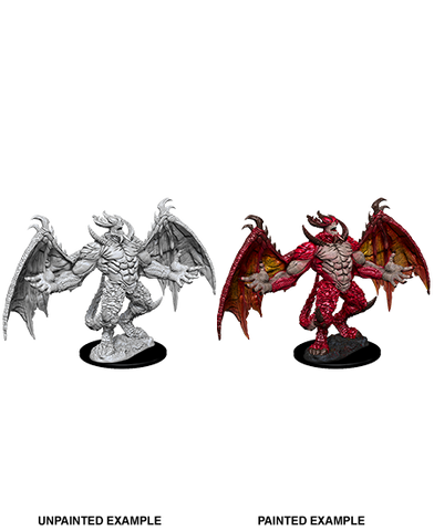 WZK73857: Pit Devil: Pathfinder Deep Cuts Unpainted Miniatures (W10)