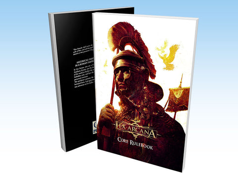 Lex Arcana Core Rulebook