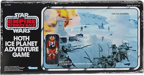 Star Wars Hoth Ice Planet Adventure Game (expected in stock on 22nd September)