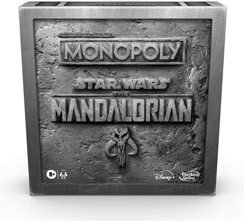 Monopoly Star Wars Mandalorian (expected in stock on 13th April)