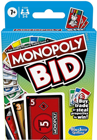 Monopoly Bid (expected in stock on 9th March)