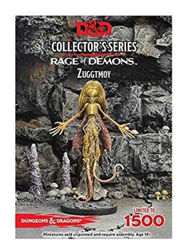 D&D Collector's Series Out of the Abyss: Demon Lord Zuggtmoy