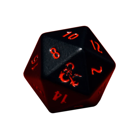 Heavy Metal D20 Dice Set for Dungeons & Dragons DDN