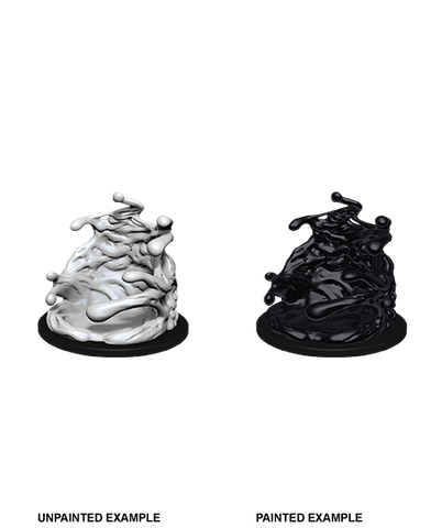 WZK90089 Black Pudding: D&D Nolzur's Marvelous Unpainted Miniatures (W12)