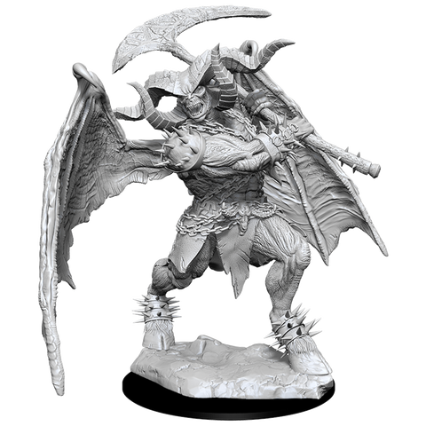 WZK90183 Rakdos, Lord of Riots: Magic the Gathering Unpainted Miniatures (W13)