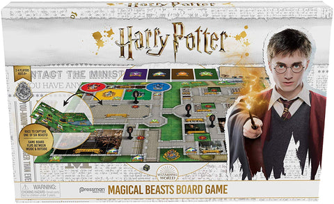 Harry Potter Magical Beasts Board Game
