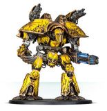 Adeptus Titanicus - Warlord Battle Titan with Plasma Annihilator and Power Claw - Leisure Games
