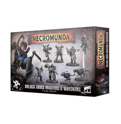 Necromunda: Orlock Arms Masters And Wreckers