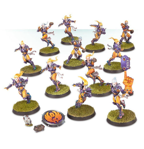 Blood Bowl: The Elfheim Eagles (Elven Union) - Leisure Games