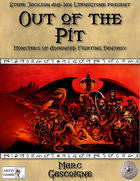 Advanced Fighting Fantasy: Out of the Pit + complimentary PDF - Leisure Games