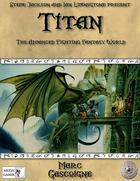Advanced Fighting Fantasy: Titan + complimentary PDF - Leisure Games