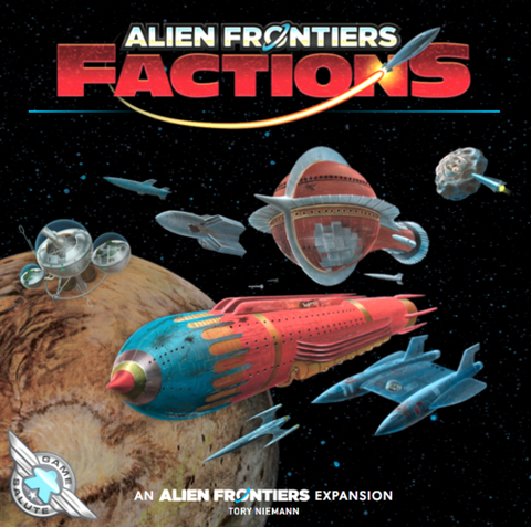 Alien Frontiers: Factions - Leisure Games