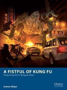 A Fistful of Kung Fu Rulebook - Leisure Games