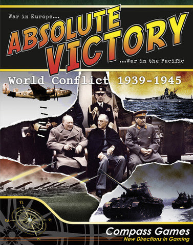 Absolute Victory: World Conflict 1939-1945 - Leisure Games