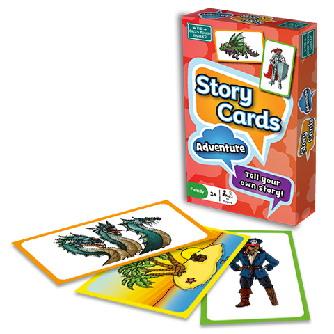 Story Cards: Adventure