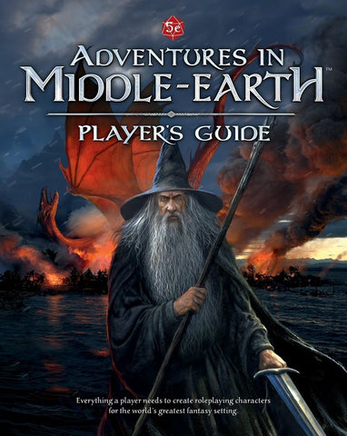 Adventures in Middle-earth: Player's Guide + complimentary PDF - Leisure Games