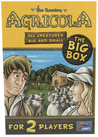 Agricola: All Creatures Big and Small Big Box - Leisure Games