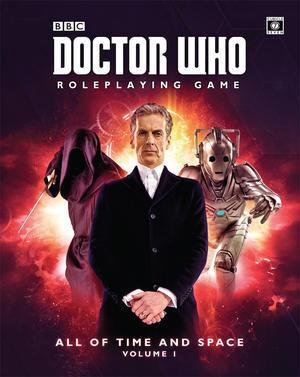 Doctor Who RPG: All of Time and Space Volume 1 + complimentary PDF