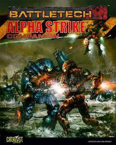 Battletech Alpha Strike Companion - Leisure Games