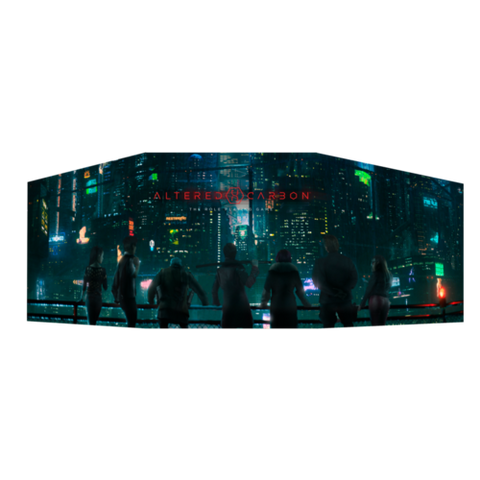 Altered Carbon RPG GM Screen