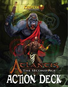 Atlantis, The Second Age: Action Deck - Leisure Games