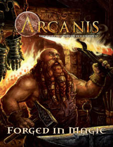 Arcanis: Forged in Magic - Leisure Games
