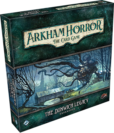Arkham Horror The Card Game: The Dunwich Legacy - Leisure Games