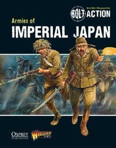 Bolt Action: Armies of Imperial Japan - Leisure Games