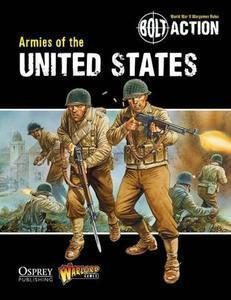 Bolt Action: Armies of the United States - Leisure Games