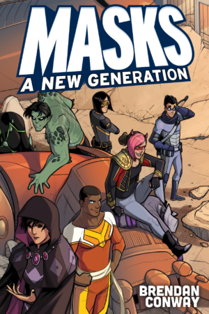 Masks: A New Generation + complimentary PDF (restock available now)
