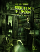 Trail of Cthulhu: Bookhounds of London + complimentary PDF