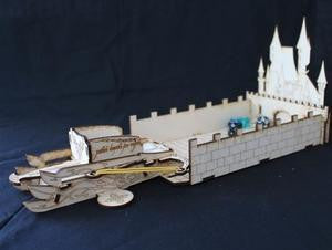 Dice Thrower: King's Castle with Ballista