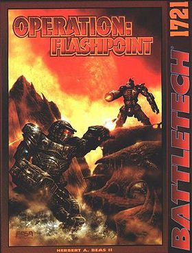 Battletech: Operation - Flashpoint - Leisure Games
