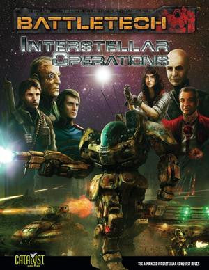 Battletech Interstellar Operations - Leisure Games