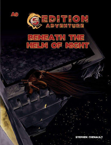 5th Edition Adventure: A9 Beneath the Helm of Night - Leisure Games